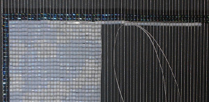 Weaving in sections 3